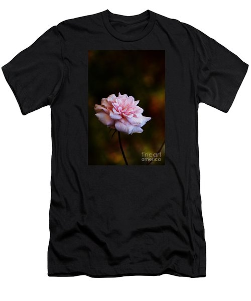 Men's T-Shirt (Athletic Fit) featuring the photograph Love Through Time by Linda Shafer