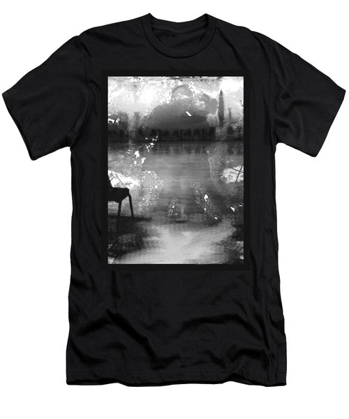 Lovedance Men's T-Shirt (Athletic Fit)