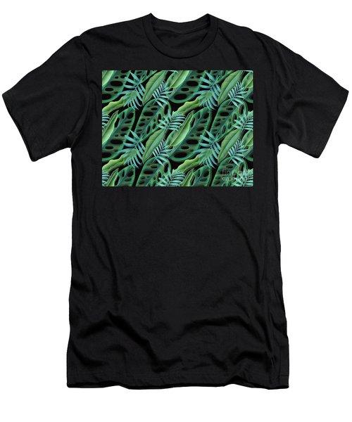 Lovely Green  Men's T-Shirt (Athletic Fit)