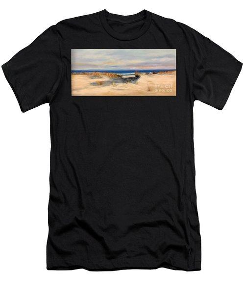 Lover's Key Men's T-Shirt (Athletic Fit)