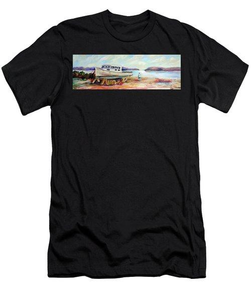 Lovie Men's T-Shirt (Athletic Fit)