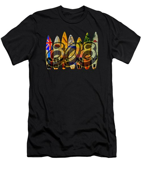 Lovin' 808 Men's T-Shirt (Athletic Fit)