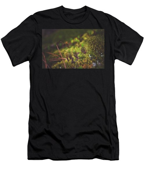 low in the valley -Loganville Georgia  Men's T-Shirt (Athletic Fit)
