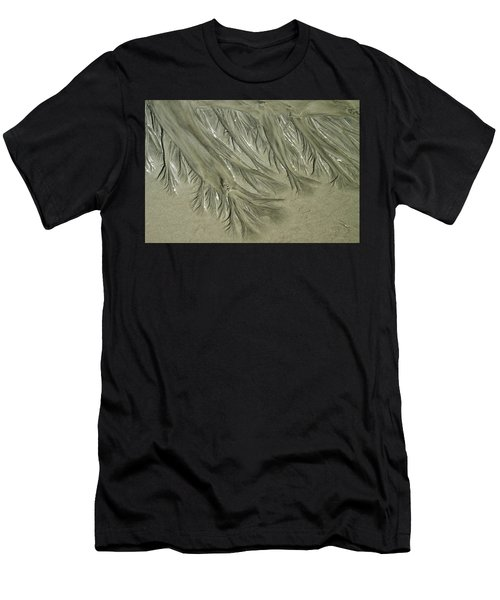 Low Tide Abstracts Iv Men's T-Shirt (Athletic Fit)