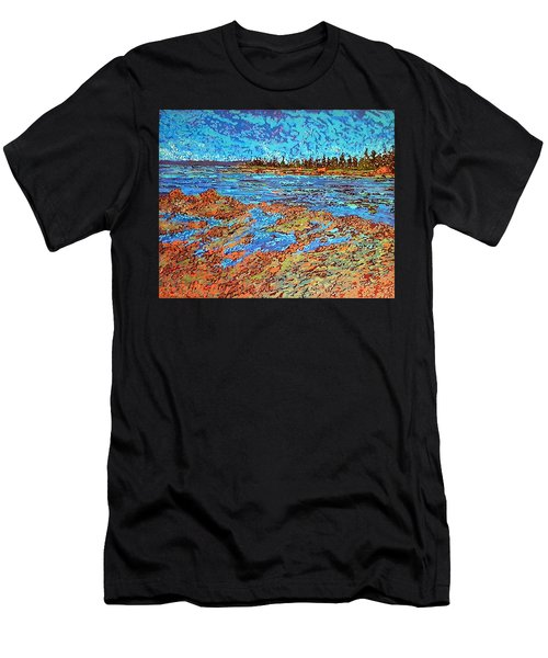 Low Tide Oak Bay Nb Men's T-Shirt (Athletic Fit)