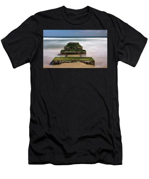 Low Tide Reveal Men's T-Shirt (Athletic Fit)