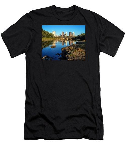 Low Water  Men's T-Shirt (Athletic Fit)
