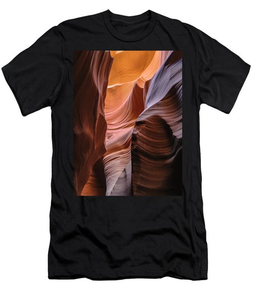 Lower Antelope Canyon Navajo Tribal Park #1 Men's T-Shirt (Athletic Fit)