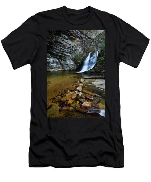 Lower Cascades Men's T-Shirt (Athletic Fit)
