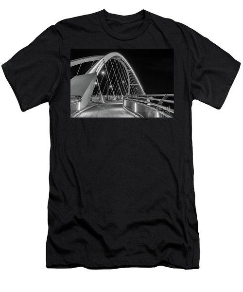 Lowry Avenue Bridge Men's T-Shirt (Athletic Fit)