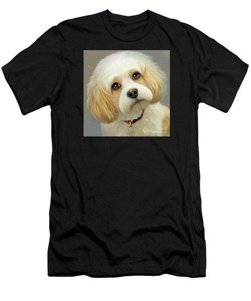 Lucas Cavachon Men's T-Shirt (Athletic Fit)