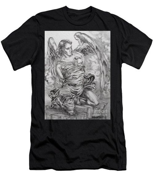 Lucifer Bound Men's T-Shirt (Athletic Fit)