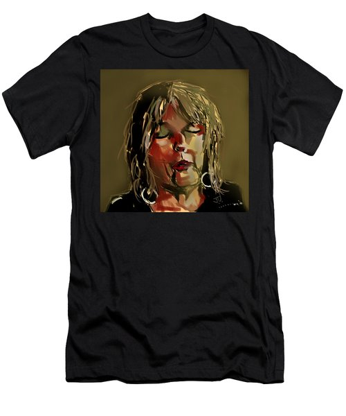 Lucinda Williams  Men's T-Shirt (Athletic Fit)