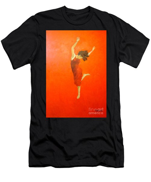Lucky Impression Men's T-Shirt (Athletic Fit)
