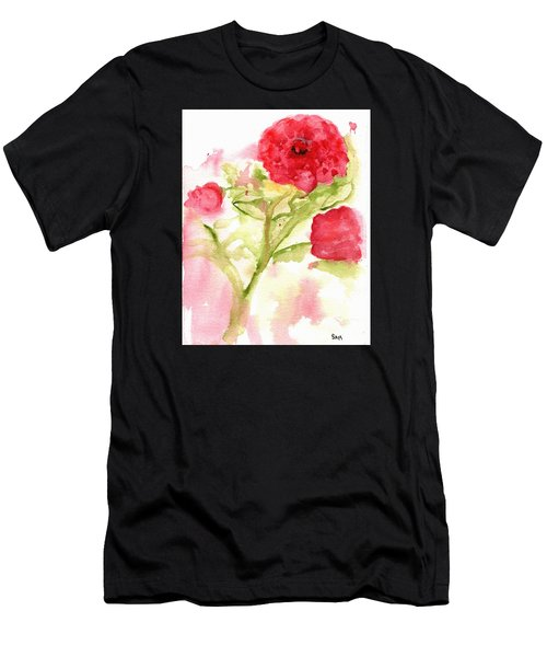 Lucky Rose Men's T-Shirt (Athletic Fit)