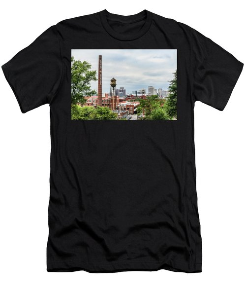 Lucky Skyline Men's T-Shirt (Athletic Fit)