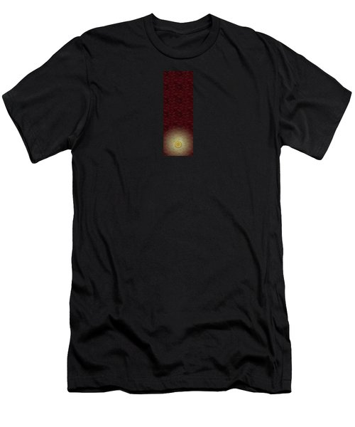 Lucky Zenfly Bi Coin Men's T-Shirt (Athletic Fit)