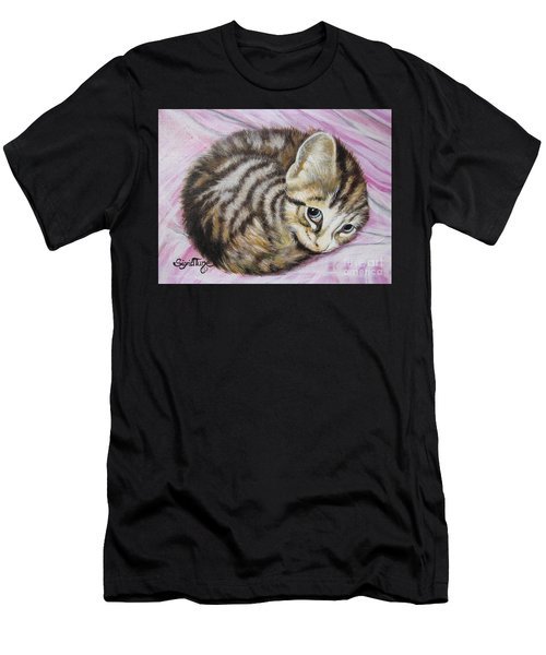 Flygende Lammet       Lucy Girl Men's T-Shirt (Athletic Fit)