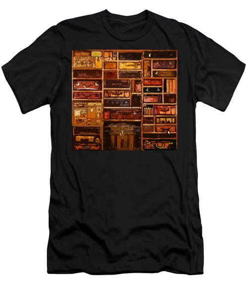 Luggage Men's T-Shirt (Athletic Fit)