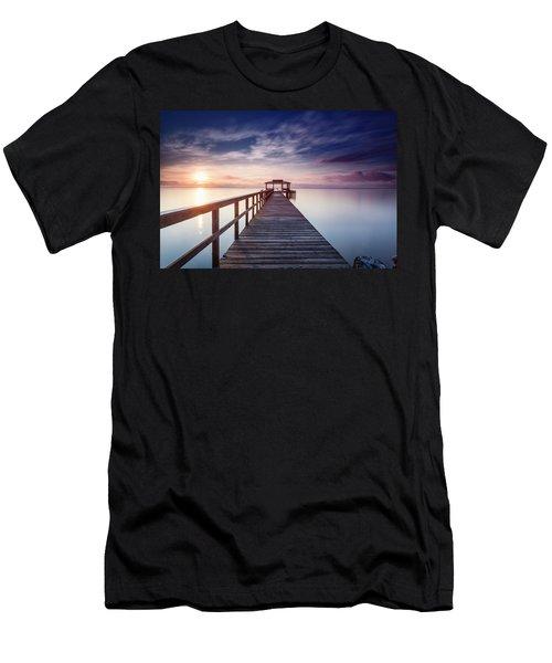 Lumos Maxima Men's T-Shirt (Athletic Fit)