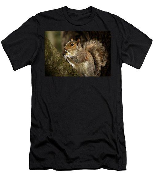 Lunch Men's T-Shirt (Athletic Fit)