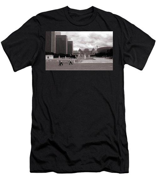 Lunch Break Men's T-Shirt (Athletic Fit)