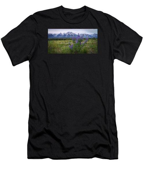 Lupine Beauty Men's T-Shirt (Athletic Fit)