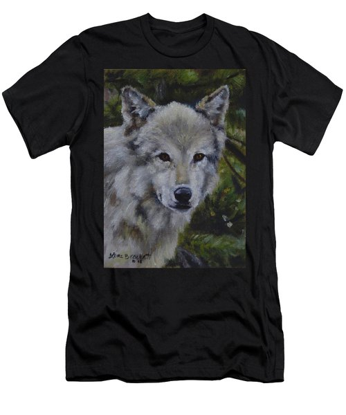 Lupine Gaze Men's T-Shirt (Athletic Fit)