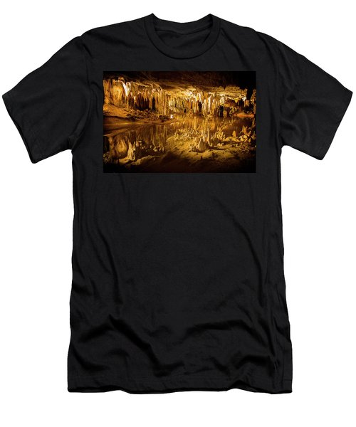 Luray Caverns Men's T-Shirt (Athletic Fit)