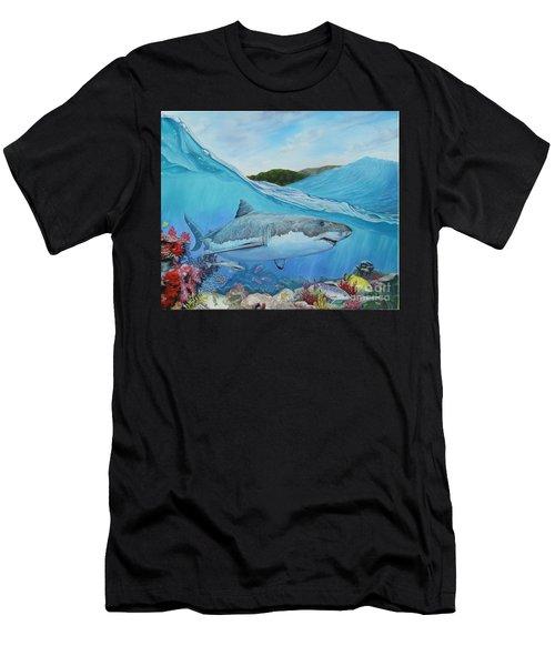 Lurking Men's T-Shirt (Athletic Fit)