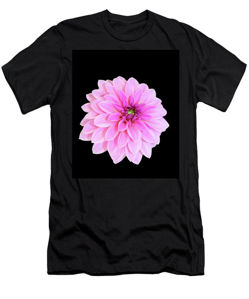 Luscious Layers Of Pink Beauty Men's T-Shirt (Athletic Fit)