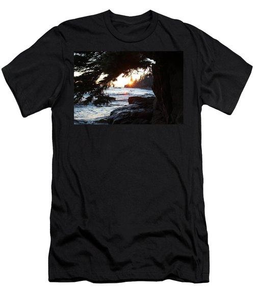 Lutsen Shore Four Men's T-Shirt (Athletic Fit)