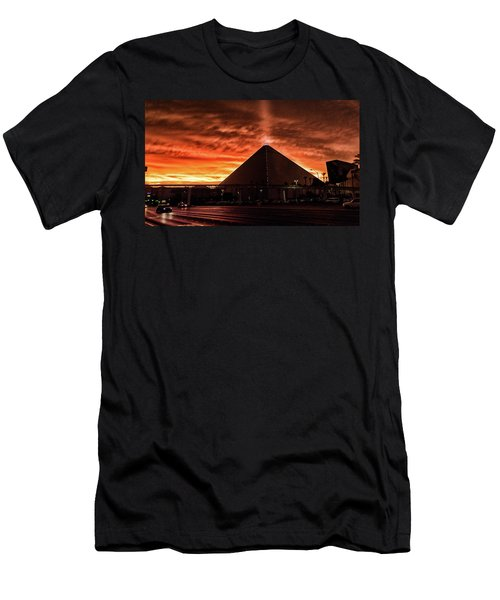 Luxor Las Vegas Men's T-Shirt (Athletic Fit)