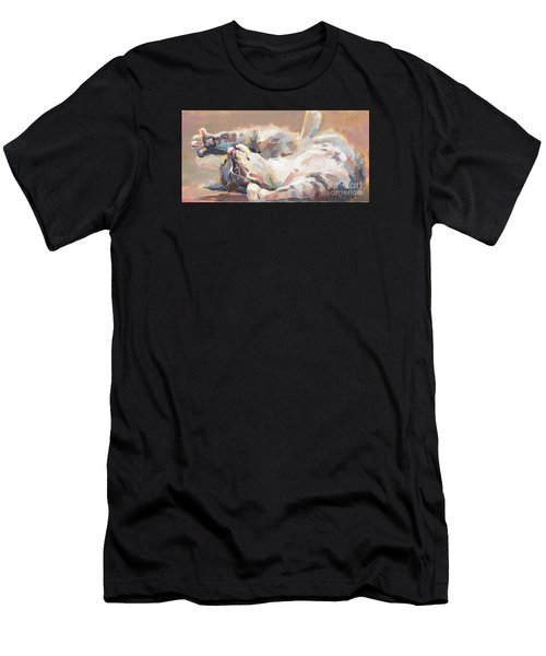 Lying In Wait Men's T-Shirt (Athletic Fit)