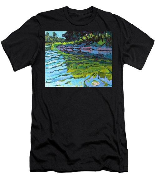 Lyndhurst Shoreline Men's T-Shirt (Athletic Fit)