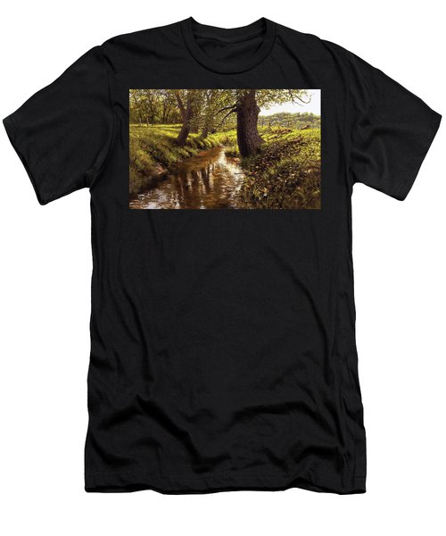 Lyon Valley Creek Men's T-Shirt (Athletic Fit)