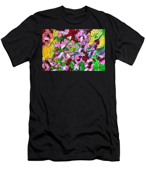 Lyrical Abstraction 201 Men's T-Shirt (Athletic Fit)