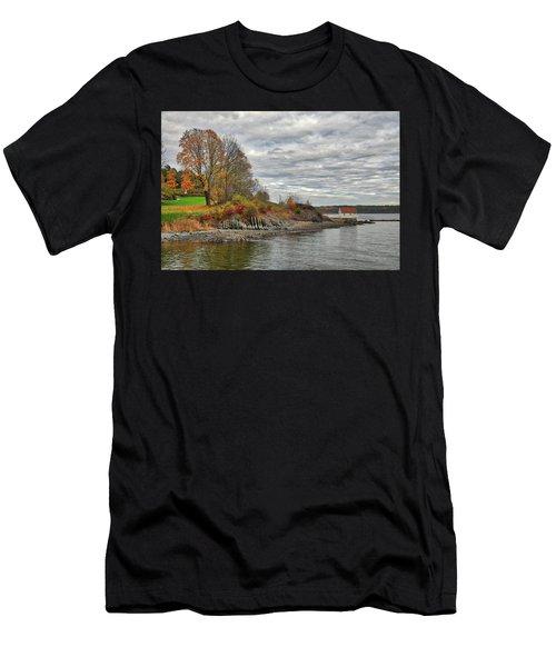Lysaker Men's T-Shirt (Athletic Fit)