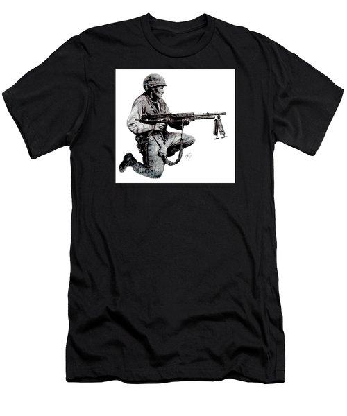 M-60 Men's T-Shirt (Athletic Fit)