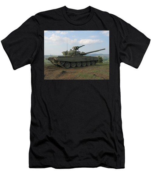 M-84 Men's T-Shirt (Athletic Fit)
