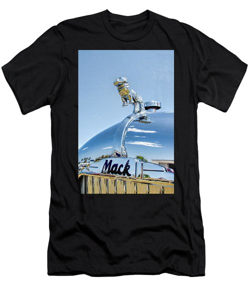 Mack Hood Ornament Men's T-Shirt (Athletic Fit)