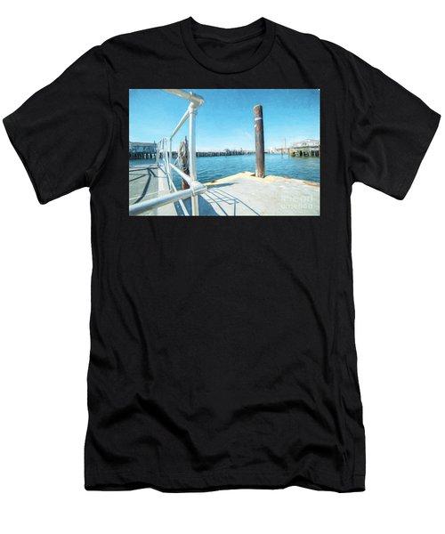 Macmillan Pier Men's T-Shirt (Athletic Fit)