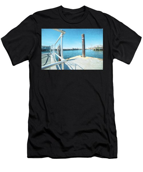Macmillan Pier Men's T-Shirt (Athletic Fit)