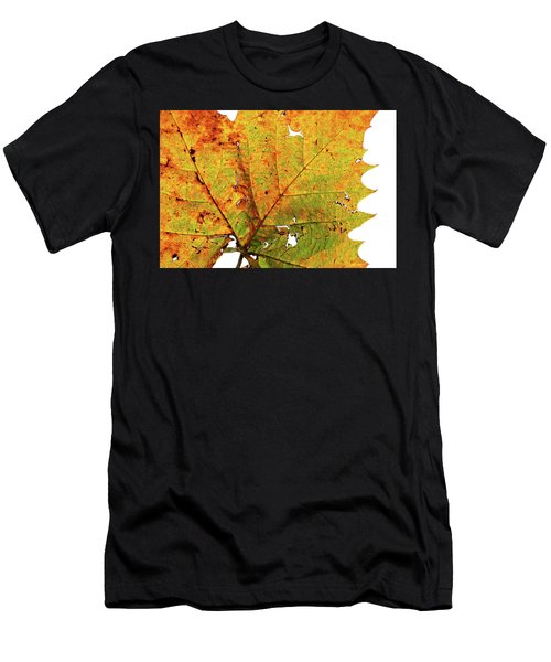 Macro Autum Men's T-Shirt (Athletic Fit)
