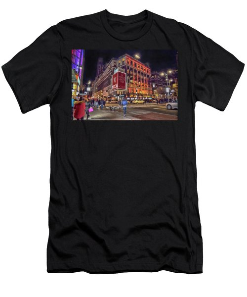 Macy's Of New York Men's T-Shirt (Athletic Fit)