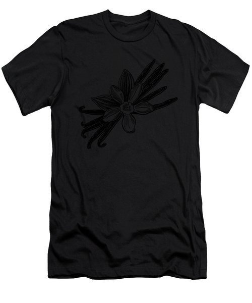 Madagascar Vanilla Men's T-Shirt (Athletic Fit)