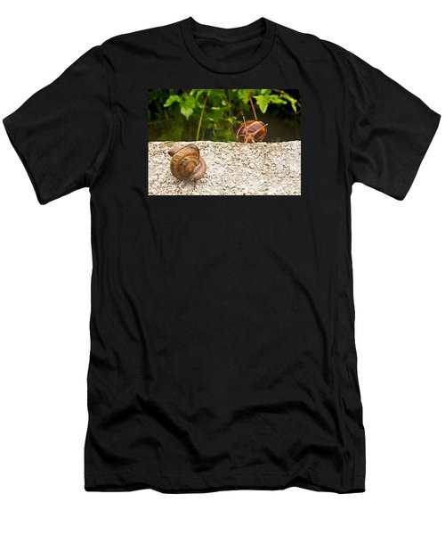 Madam Let Me Introduce Myself Men's T-Shirt (Athletic Fit)