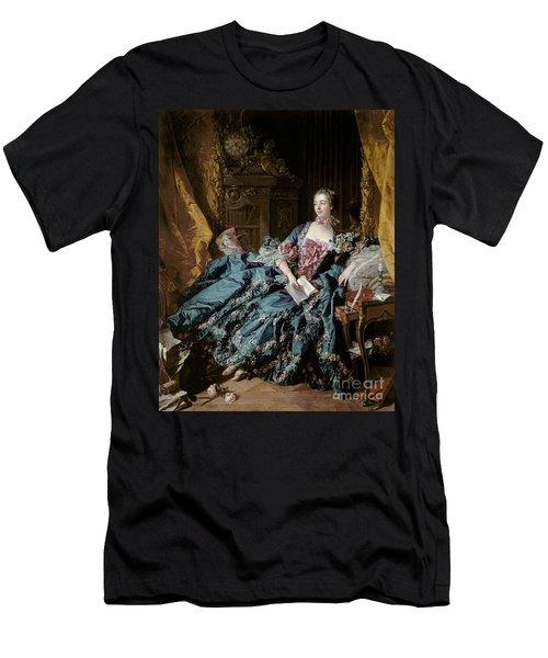 Madame De Pompadour Men's T-Shirt (Athletic Fit)