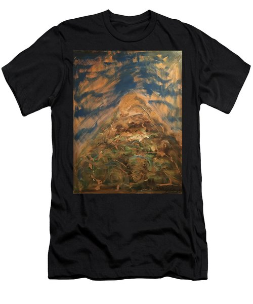 Made It To The Top Men's T-Shirt (Athletic Fit)