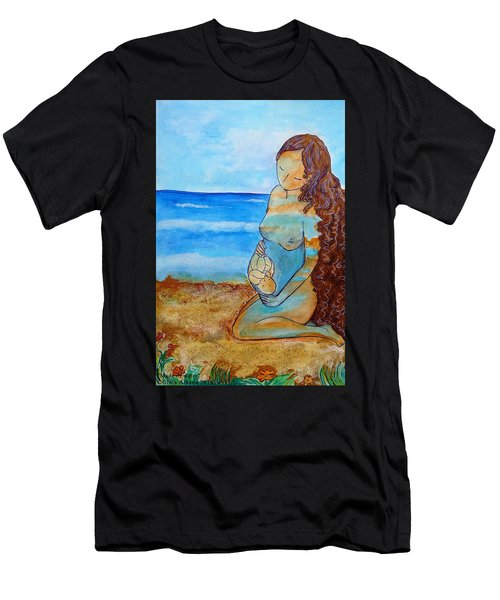 Made Of Water Men's T-Shirt (Athletic Fit)
